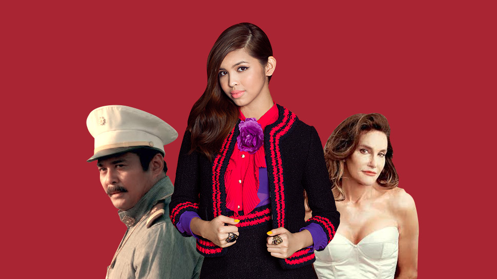 The Top 20 Trending Personalities in the Philippines in 2015