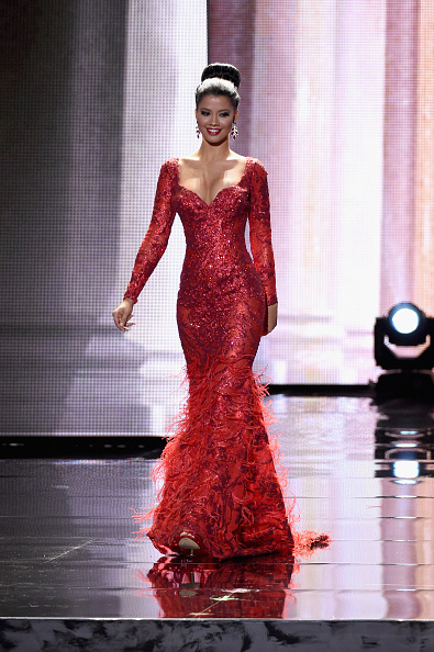Editors\' Picks: The Best Of Miss Universe 2015 Evening Gown ...