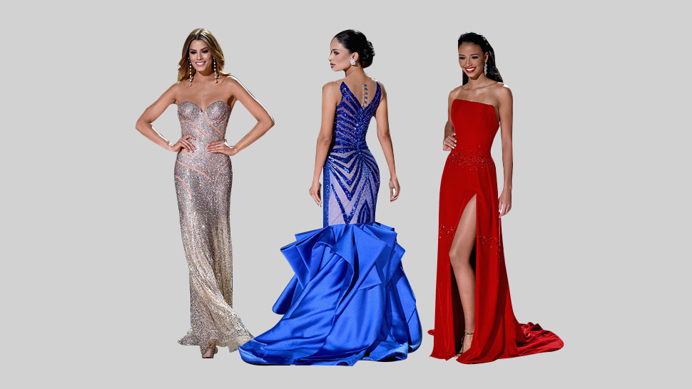 Evening Gown Miss Venezuela 2018