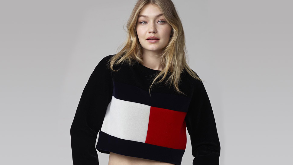 Gigi Hadid To Launch A Capsule Collection For Tommy Hilfiger
