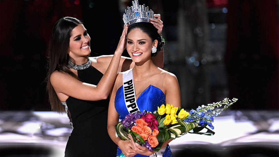 Miss Philippines Pia Wurtzbach Is Miss Universe 2015