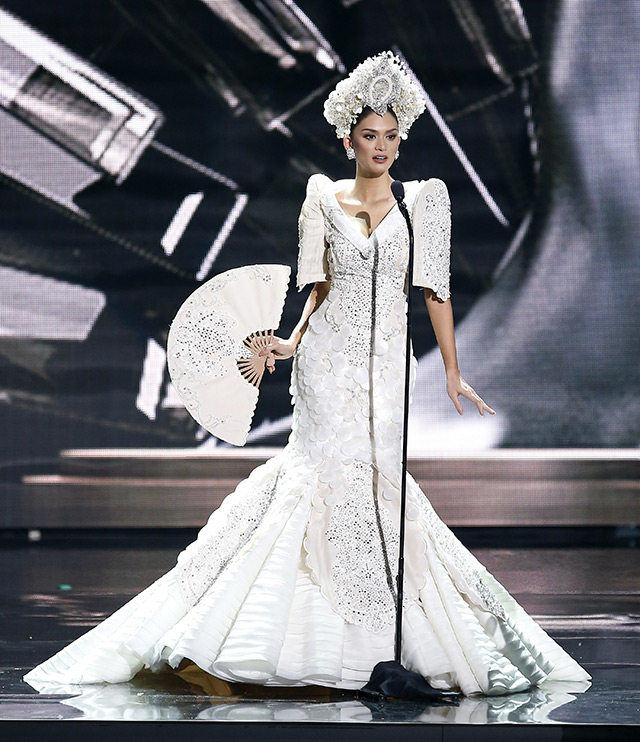 All Of Miss Philippines Pia Wurtzbach's Looks For Miss