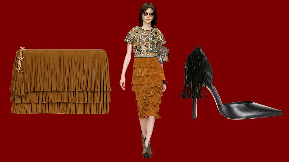 Shop the Trend: Fringe