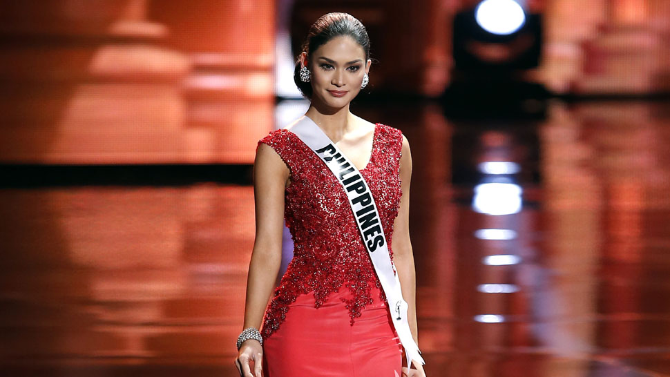 Pia Wurtzbach Believes The Miss Universe Pageant Is Just Like A Boxing Match