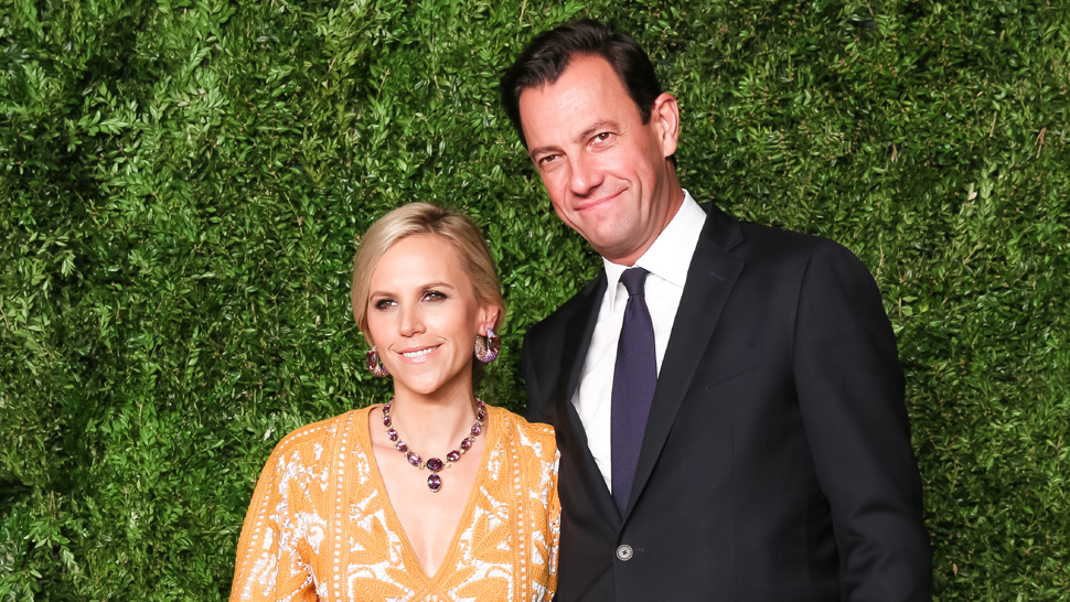 Tory Burch Announces Engagement To Lvmh Ceo Pierre-yves Roussel
