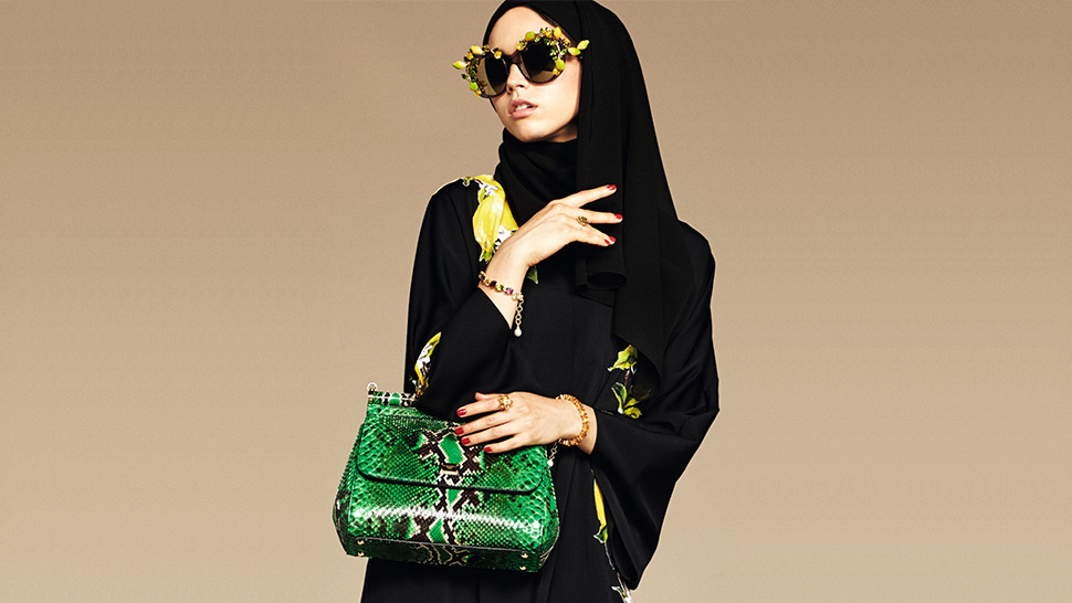 Muslim Women Can Now Enjoy Dolce & Gabbana's Line Of Hijabs And Abayas