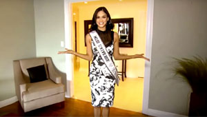 Watch: Pia Wurtzbach Shows Off Her New York Apartment