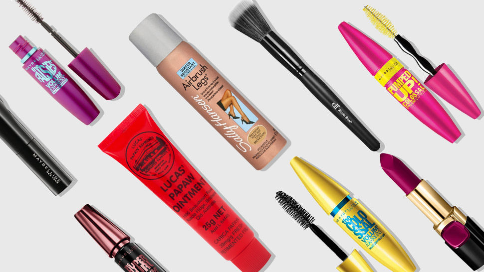 Beauty Editors' Favorite Drugstore Finds