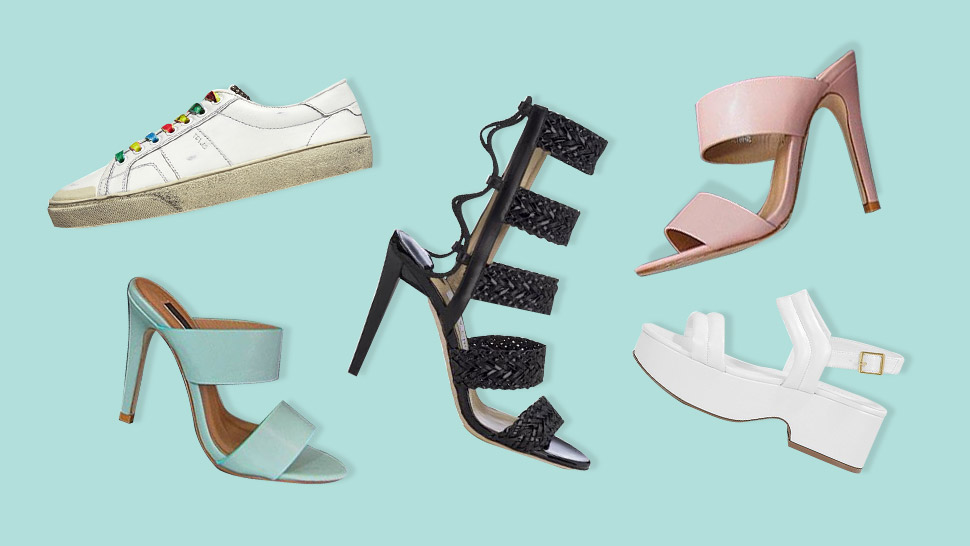 5 Types Of Shoes To Wear In 2016