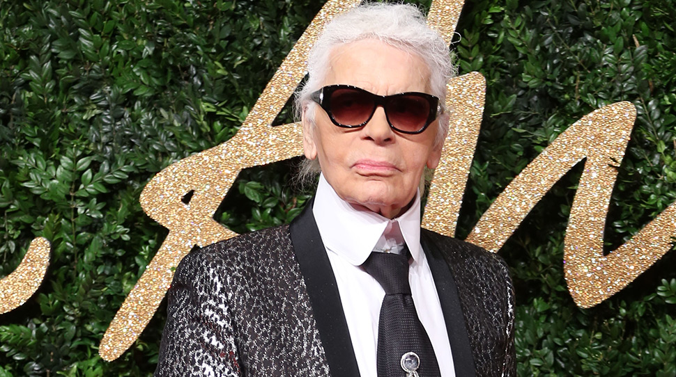 Karl Lagerfeld Allegedly Owes The French Government 22 Million Dollars