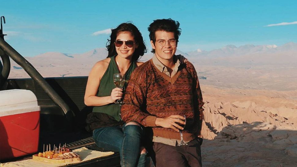 Anne Curtis And Erwan Heussaff's South America Travel Diary