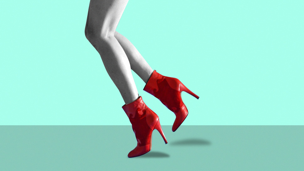 5 Moves To Make You Stand Tall And Look Fab In High Heels
