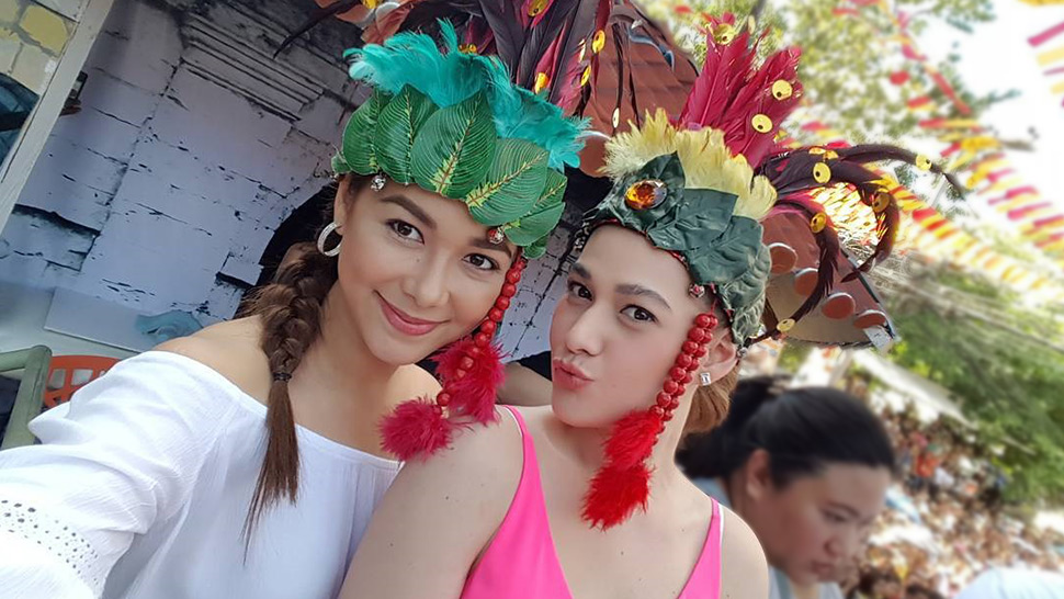 The Local Celebs Who Partied at the 2016 Sinulog Festival