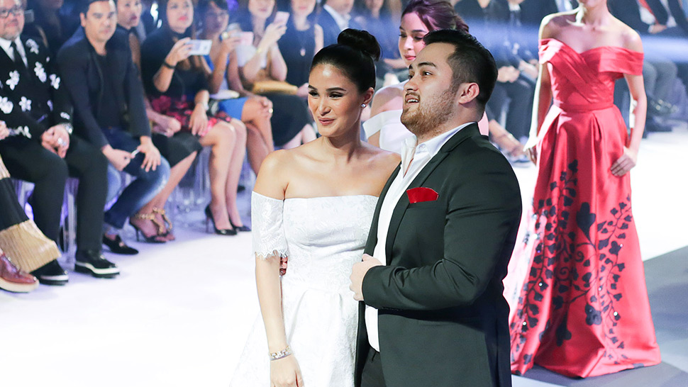 See: The Celebrities Who Walked The Mark Bumgarner X Love Marie Fashion Show
