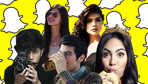 17 Local Celebrities To Follow On Snapchat
