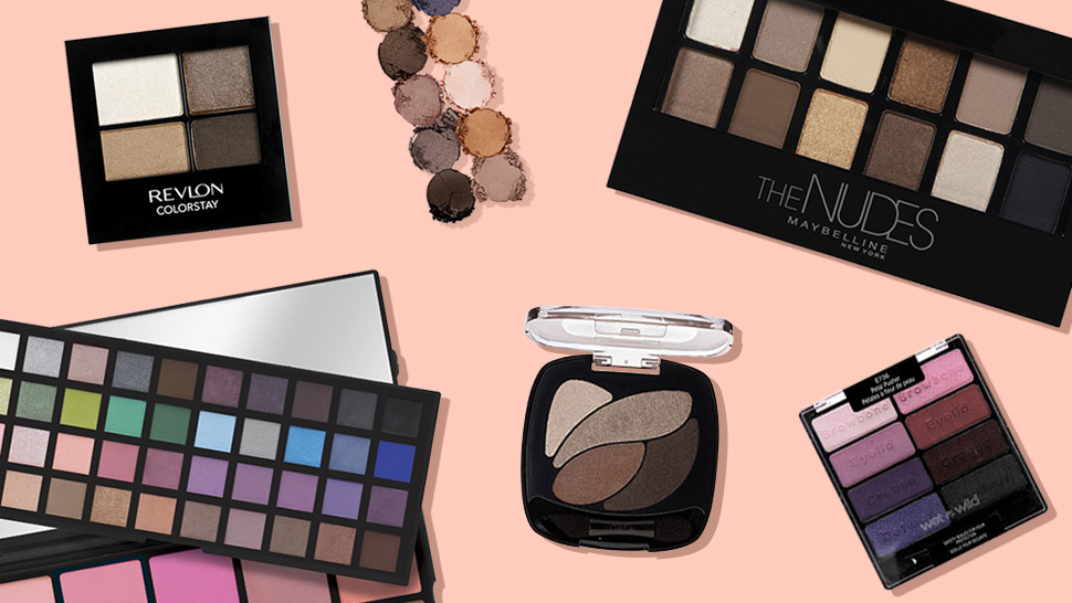The 6 Best Drugstore Eye Makeup For Every Occasion