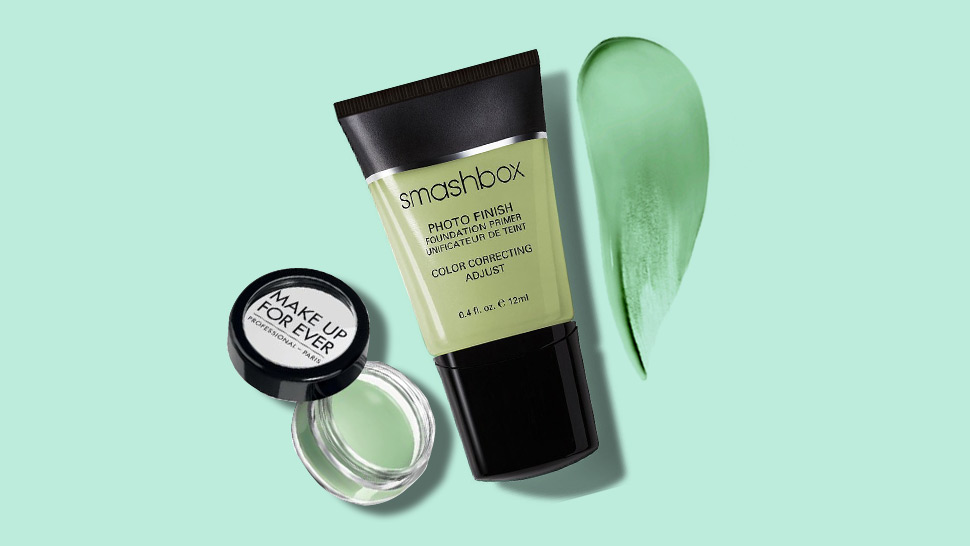 Here's Why You Need A Green Concealer In Your Life!