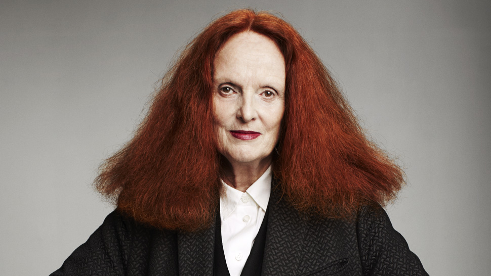 Grace Coddington Steps Down As Creative Director Of Vogue