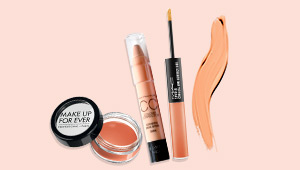 Orange Concealer Is The Answer To Your Darkest Under Eye Problems