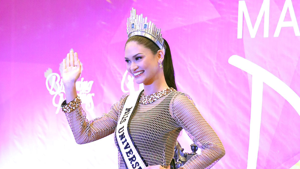 I Want to Wear Filipino Designers As Much As Possible, Says Pia Wurtzbach