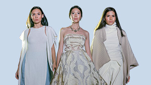 See: Up Clothing Tech Batch 2016 Graduation Fashion Show