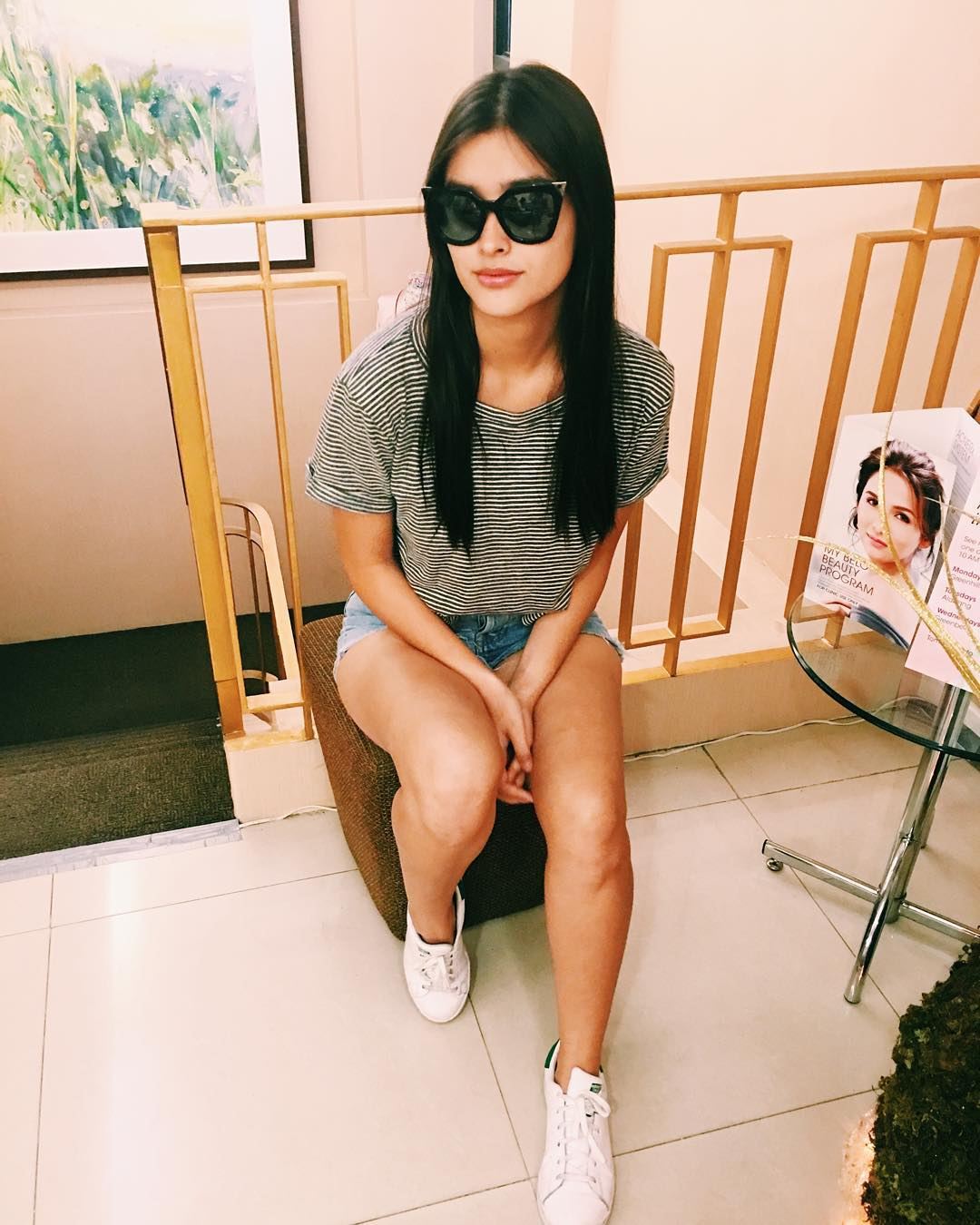 b5faeb633a9 How The Celebs Are Wearing Their Adidas Stan Smiths