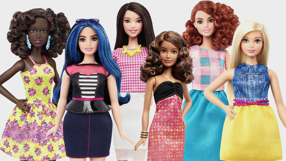 Watch: Barbie's Biggest Makeover Yet