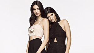 Here's A First Look At The Kendall + Kylie Clothing Line