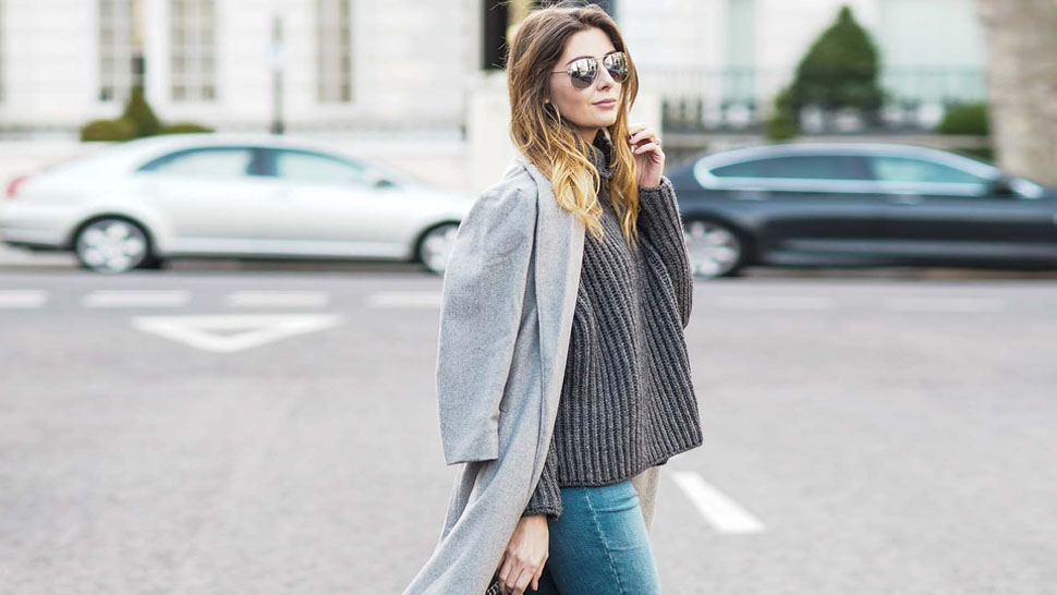 How To Survive Winter In Style, According To This Week's Top Blogger Ootds