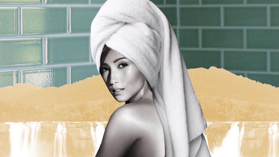 Solenn Heussaff Spills Her Bathroom Secrets