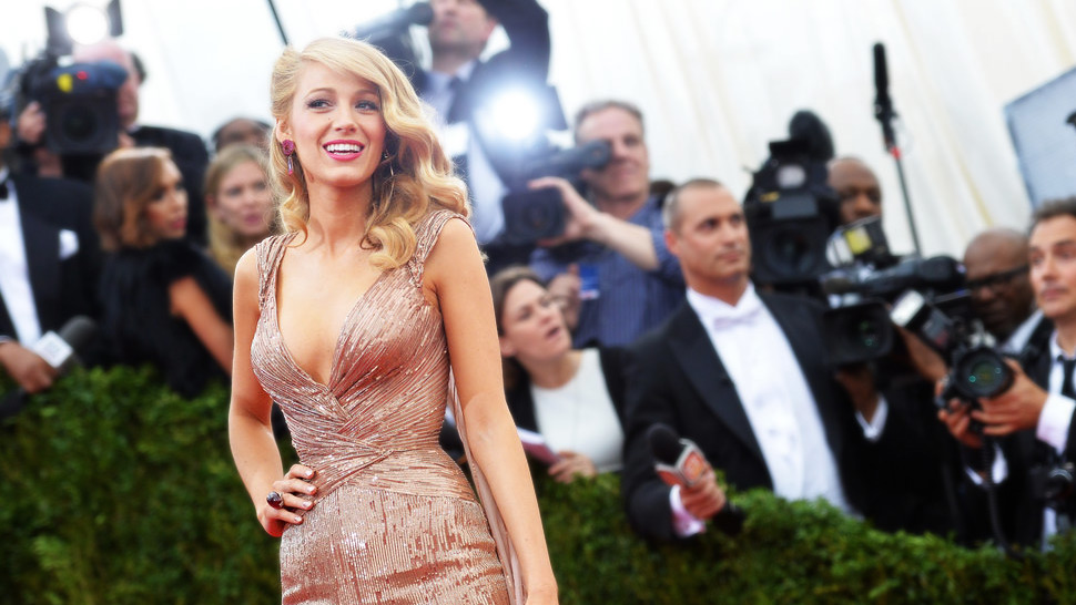 "Blake Lively's Shoe Closet Is Very ""Gossip Girl"""