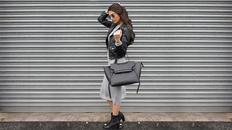 5 Bloggers Who Looked Great in Gray This Week