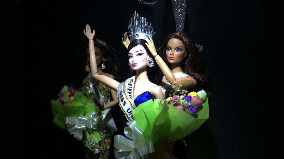 Take A Look At These Pia Wurtzbach Dolls!