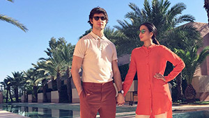 10 Times Isabelle Daza And Adrien Semblat Nailed The Perfect Couple Ootd