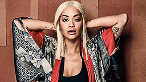 Check Out The Adidas Originals X Rita Ora Geisha-inspired Collection!