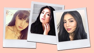 Take A Look At Nadine Lustre's Beauty Transformation