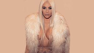 Kim Kardashian Is Blonde (yet Again!)
