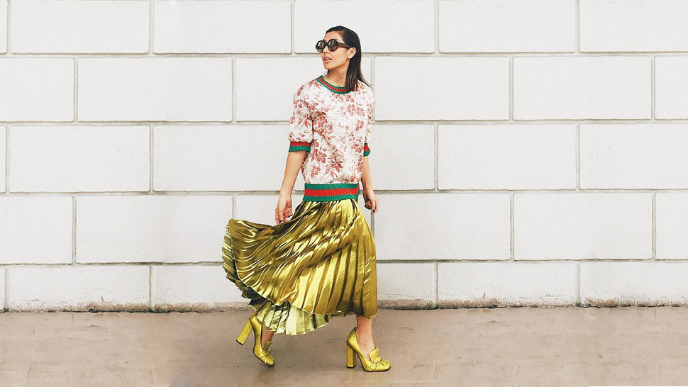 A Sneak Peek at Liz Uy's NYFW Wardrobe