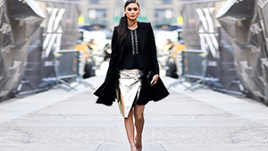 Pia Wurtzbach Out And About During Nyfw