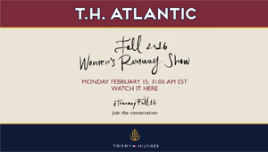 Watch The Tommy Hilfiger Fall/ Winter 2016 Show Live