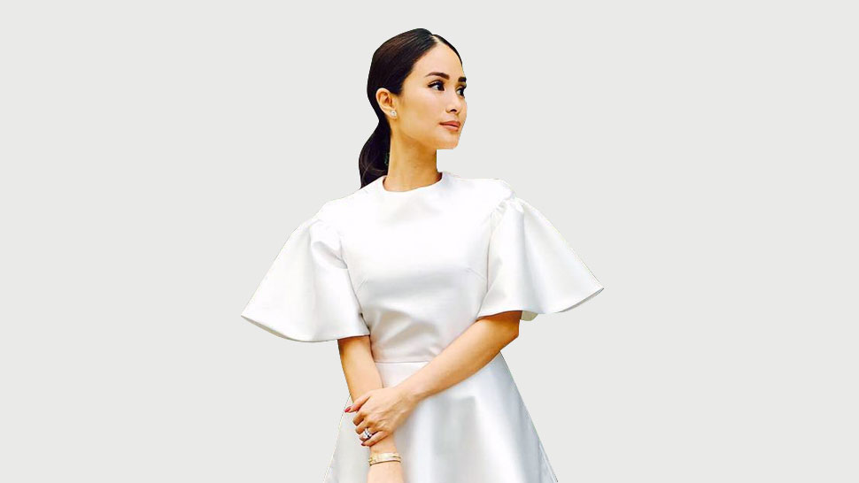 13 Times Heart Evangelista Looked Chic In All White