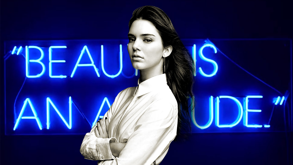 Kendall Jenner Launches a New Eyeshadow Palette