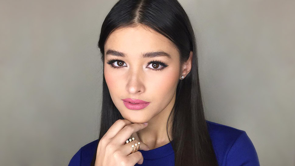Here's The Secret To Liza Soberano's Dolled-up Eyes