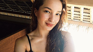 Sarah Lahbati's Everyday Makeup Essentials