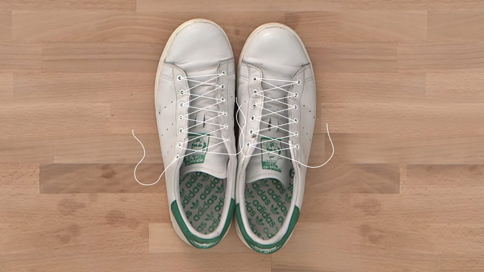 WATCH: How to Keep Your White Sneakers White