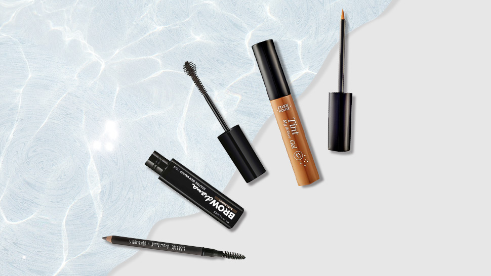 3 New Waterproof Brow Products to Try Now