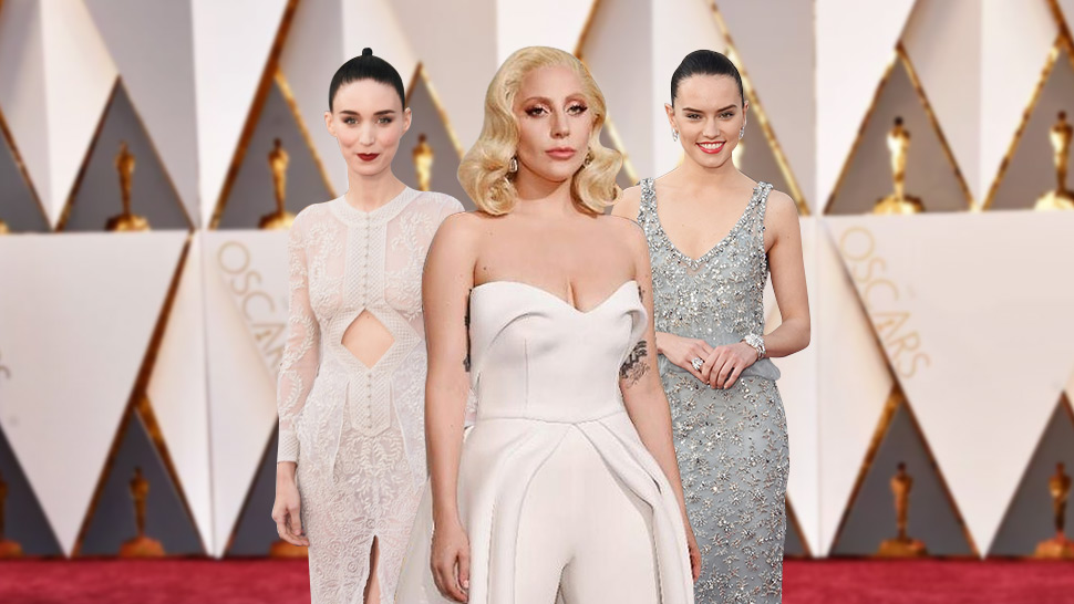 The Best Dressed Stars at the 2016 Oscars Red Carpet