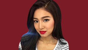 How To Cop Nadine Lustre's Sexy Red Lip