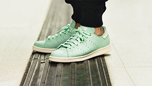 This New Stan Smith Is Perfect For The Girly Girl