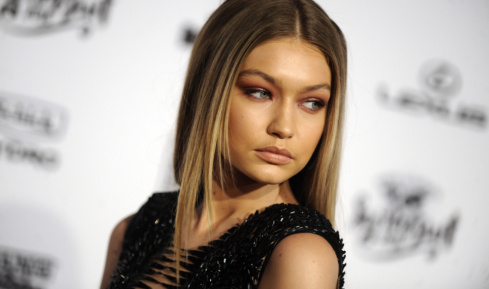 Gigi Hadid Had a Nip Slip and Was Totally Professional About It